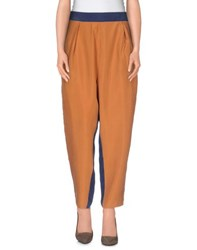 5Preview Trousers Casual Trousers Women Brown
