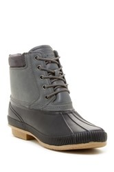 Tommy Hilfiger Charlie Weather Boot Gray