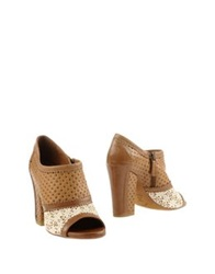 Shoe Boots Brown