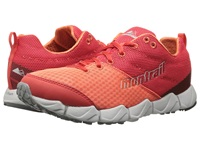 Montrail Fluidflex Ii Red Hibiscus Coral Flame Women's Shoes Pink