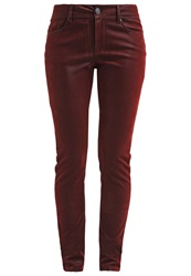 Khujo Trousers Bordeaux