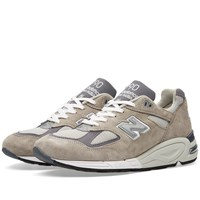 New Balance M990gr2 Made In The Usa Grey