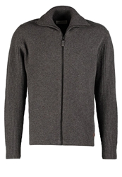 Harris Wilson Luis Cardigan Cacao Dark Brown