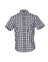 Trussardi Jeans Shirts Light Grey