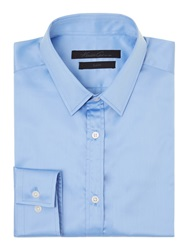 Kenneth Cole Flight Travel Shirt Blue