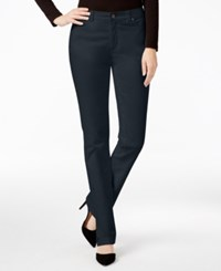 Charter Club Solid Lexington Corduroy Straight Leg Pant Only At Macy's Deepest Navy
