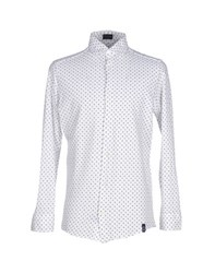Drumohr Shirts Shirts Men White
