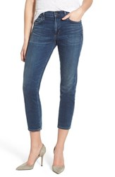 Women's Citizens Of Humanity 'Agnes' Crop Slim Straight Leg Jeans Modern Love