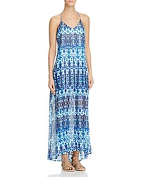 Show Me Your Mumu Erlyn Ikat Maxi Dress Fontainebleau