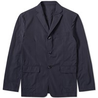 Tres Bien Three Button Jacket Blue
