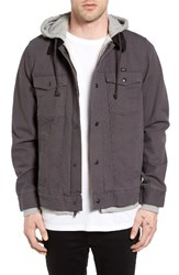 Vans Men's Av Edict Canvas Jacket