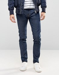 Levi's 512 Skinny Tapered Jeans Broken Raw Broken Raw Blue