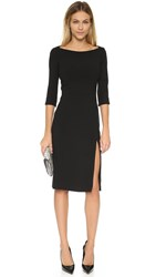 Black Halo Marissa Sheath Dress Black