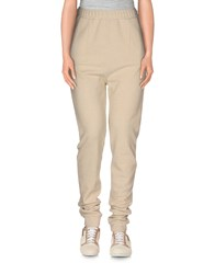 5Preview Trousers Casual Trousers Women Beige