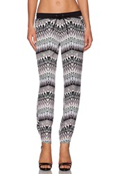 Sanctuary Tribal Jogger Black