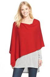 In Cashmere Women's Convertible Poncho