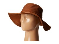 San Diego Hat Company Cth8040 Suede Floppy Tobacco Caps Brown