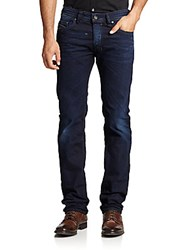 Diesel Safado Dark Wash Straight Leg Jeans Dark Indigo