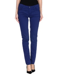 Harmont And Blaine Casual Pants Dark Blue