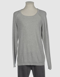 Suit Crewneck Sweaters Light Grey