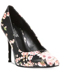 Carlos By Carlos Santana Posy Pumps Women's Shoes Floral