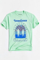 Urban Outfitters Uo Artist Editions Jimmy Mcmillan Inner Space Tee Mint