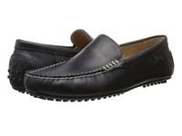 Polo Ralph Lauren Woodley Black Men's Slip On Shoes