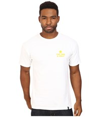 Huf Breaks Loose Tee White Men's T Shirt
