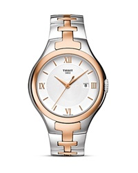 Tissot T12 Women's Silver Quartz Trend Watch 41.5Mm No Color