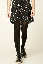 Forever 21 Opaque Tights 2 Pack