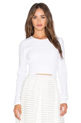 Sen Gigi Top White