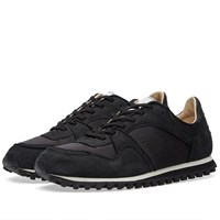 Spalwart Marathon Satin Low Black