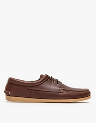 Quoddy Chieftan Light Bean Blucher