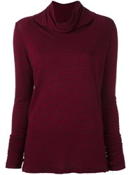 Humanoid 'Mick' Jumper Red