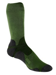 Craghoppers Mens Walking Sock Green