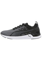 Puma Pulse Xt V2 Ft Sports Shoes Asphalt Black Grey