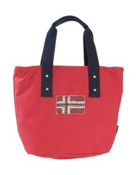 Napapijri Handbags Red