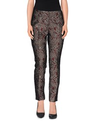 Dolce And Gabbana Trousers Casual Trousers Women Maroon