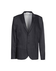 Wood Wood Woodwood Suits And Jackets Blazers Women Grey