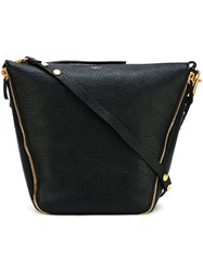 Mulberry 'Camden' Shoulder Bag Black