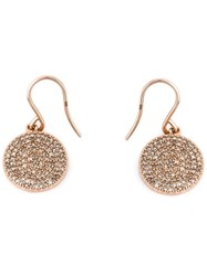 Astley Clarke Icon Earrings Metallic