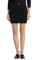 J Brand Women's 'Gwynne' Five Pocket Corduroy Miniskirt