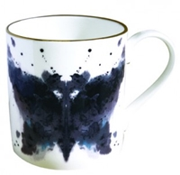 Butterfly Ink Blot Mug Buy Unique Gifts From Culturelabel.Com