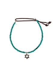 Catherine Michiels Star Of David Bracelet