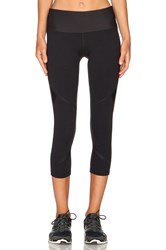 Lorna Jane Sleek Core Stability 7 8 Tight Black