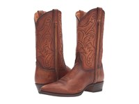 Frye Bruce Pull On Cognac Men's Boots Tan