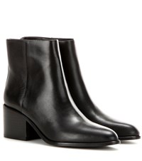 Opening Ceremony Livv Leather Boots Black