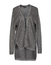 Surface To Air Knitwear Cardigans Women Grey