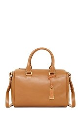 Ugg Lucy Leather Satchel Beige