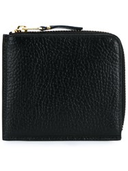 Comme Des Garcons Wallet 'Luxury Group' Zip Around Wallet Black